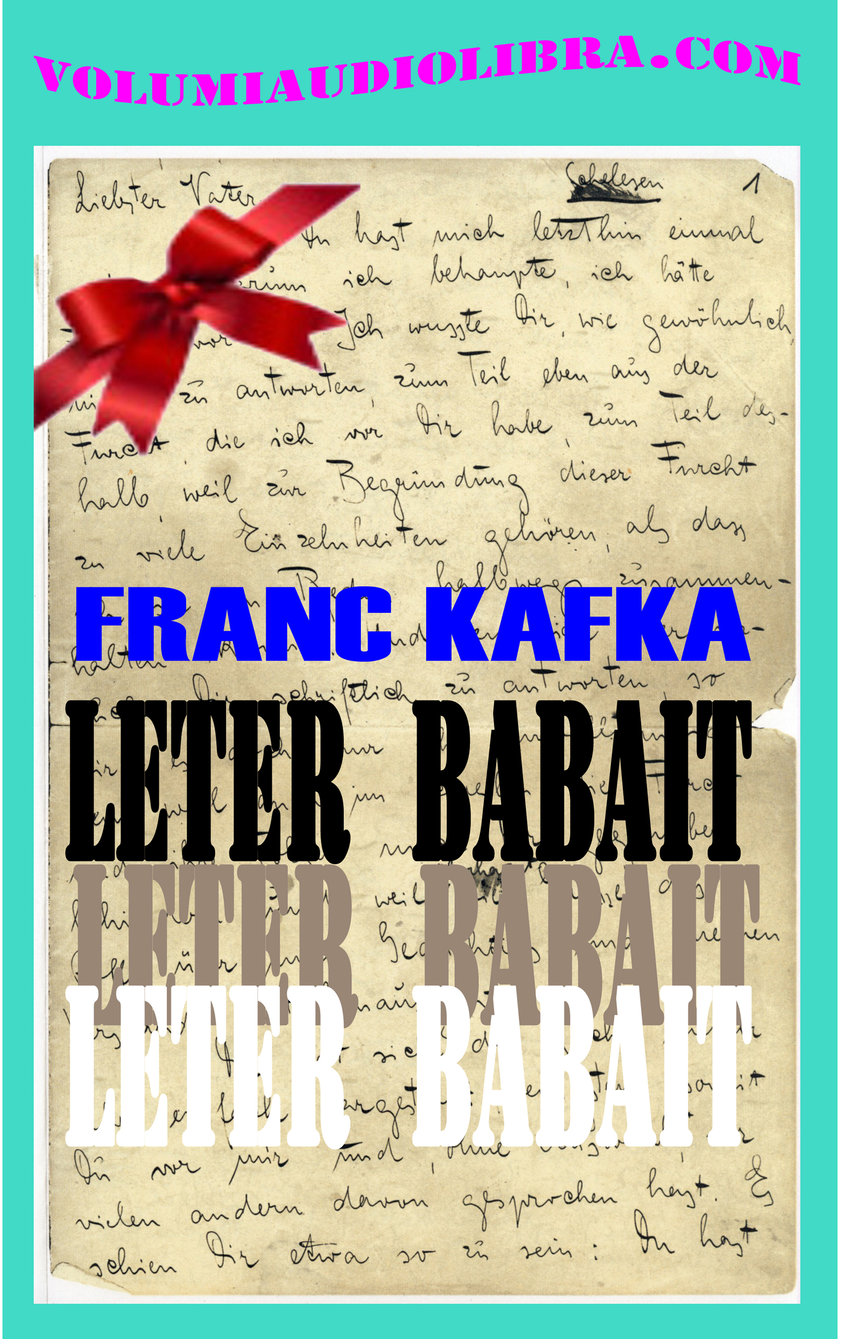 Letter to His Father